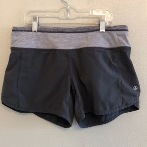 Lululemon shorts with liner
